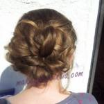 Wedding, Prom, Flower Girl Hair
